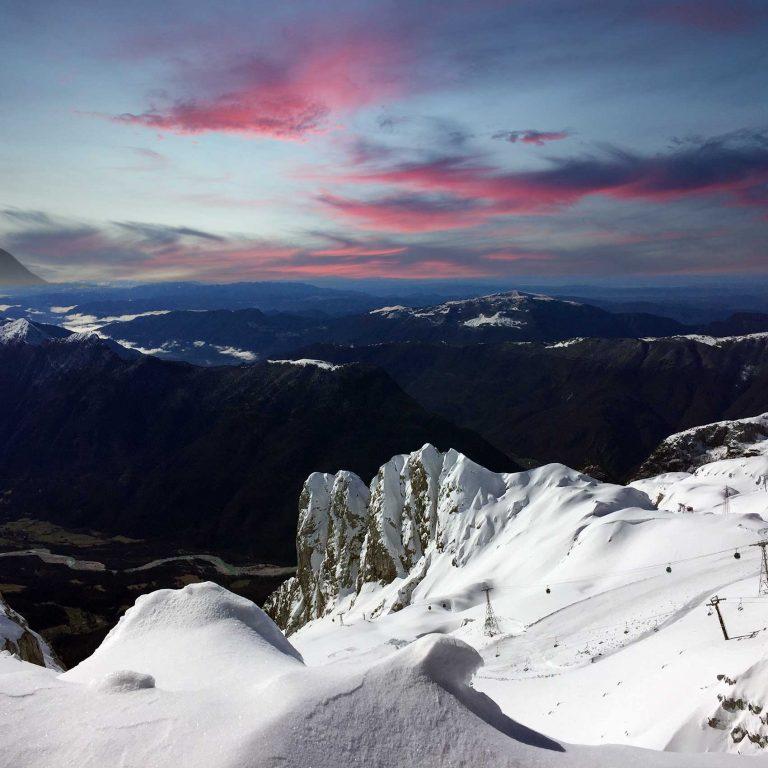 sciare in austria e slovenia