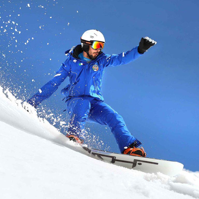 Maestri di Snowboard - Scuola Italiana Sci e Snowboard Tarvisio - Sella Nevea